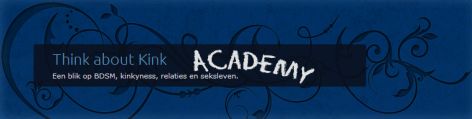 Think about Kink: Academy Logo