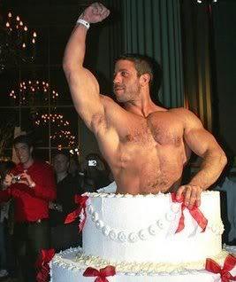 Surpise cake